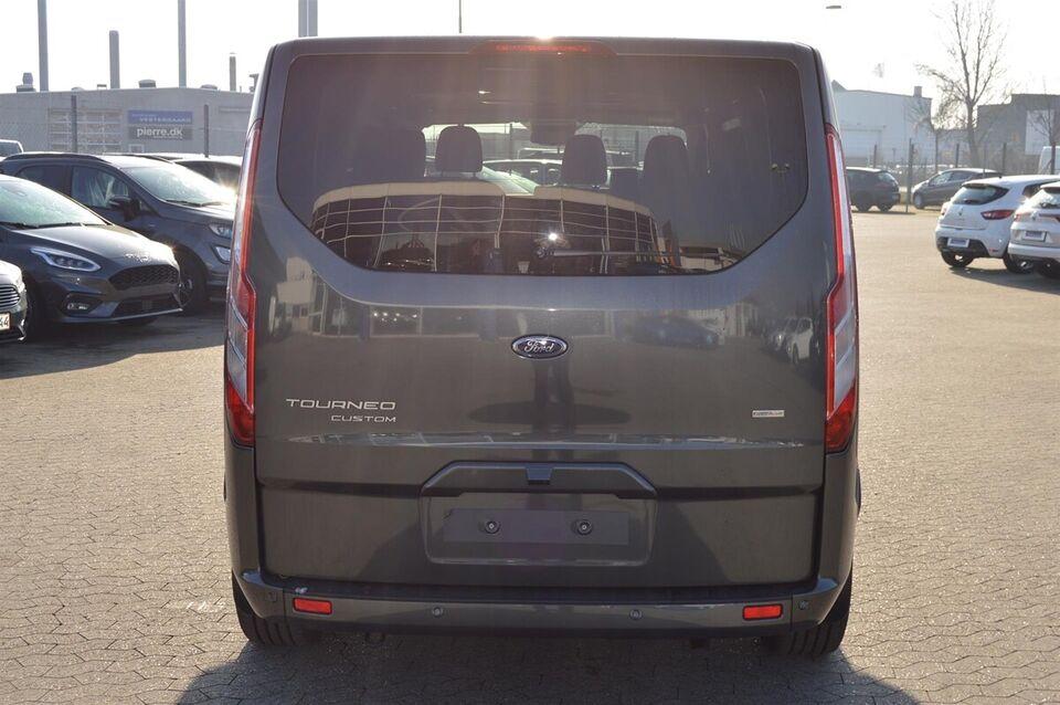 Ford Tourneo Custom 320L 2,0 TDCi 130 Titanium d, Diesel,