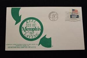 Naval-Cubierta-1973-Maquina-Cancelado-Keel-Tumbado-Uss-Memphis-SSN-691-3490