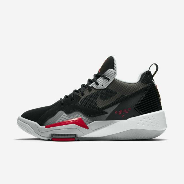 Size 10 - Jordan Zoom '92 Black Cement 2020