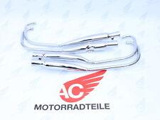 Honda CB 500 Four K0 K1 K2 OEM Replica Exhaust System 4 in 4 Muffler Pipe Set