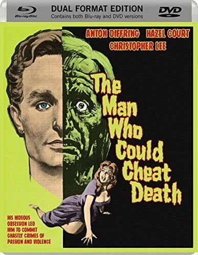 The Man Who Could Cheat Death  1959  Dual Format  Blu-ray   DVD