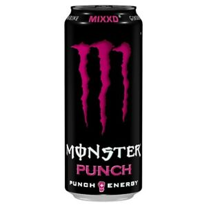 Monster Punch Mixxd 500ml x 12 cans