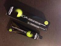 5 X L'oreal Inoa Technologie Ods2 Ammonia-free Permanent Hair Colour 60g