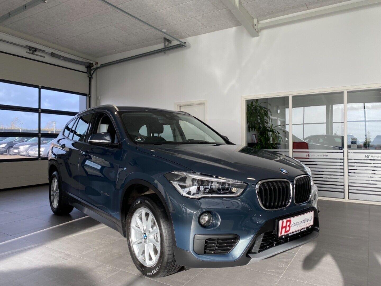 BMW X1 2,0 sDrive20d aut. 5d - 329.800 kr.