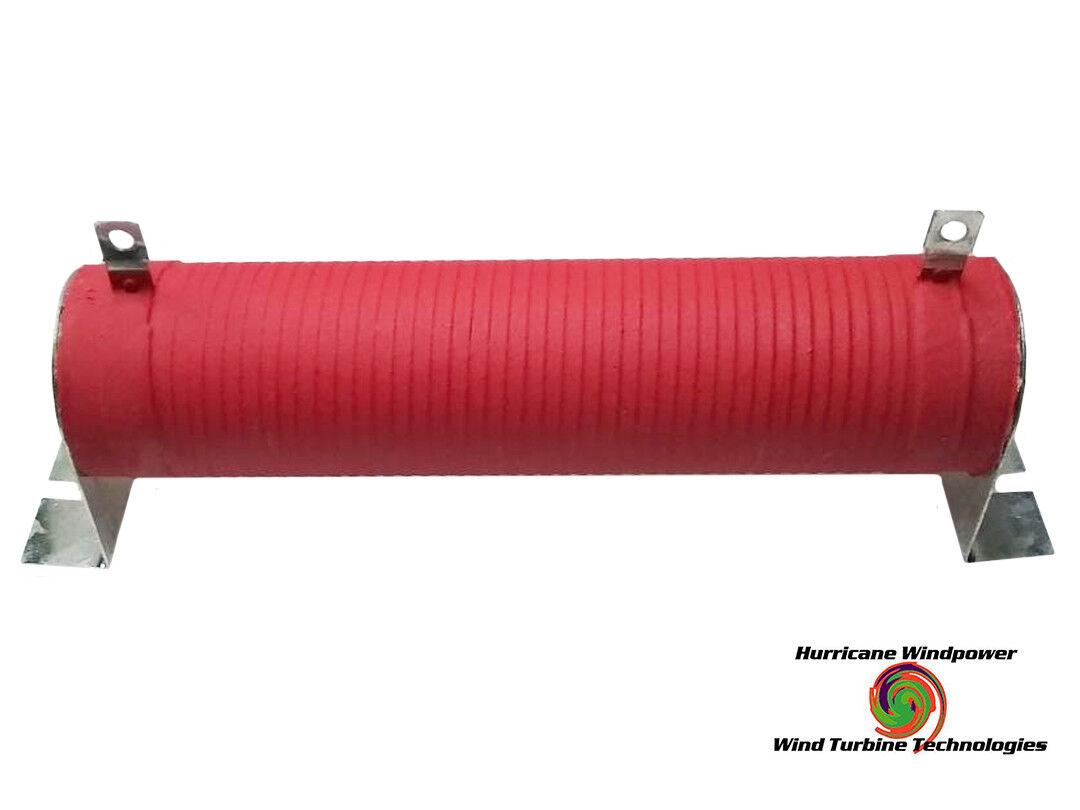 3.2 Ω 1000 WATT 48 VOLT WIND GENERATOR & SOLAR RESISTOR DIVERSION DUMP LOAD RED