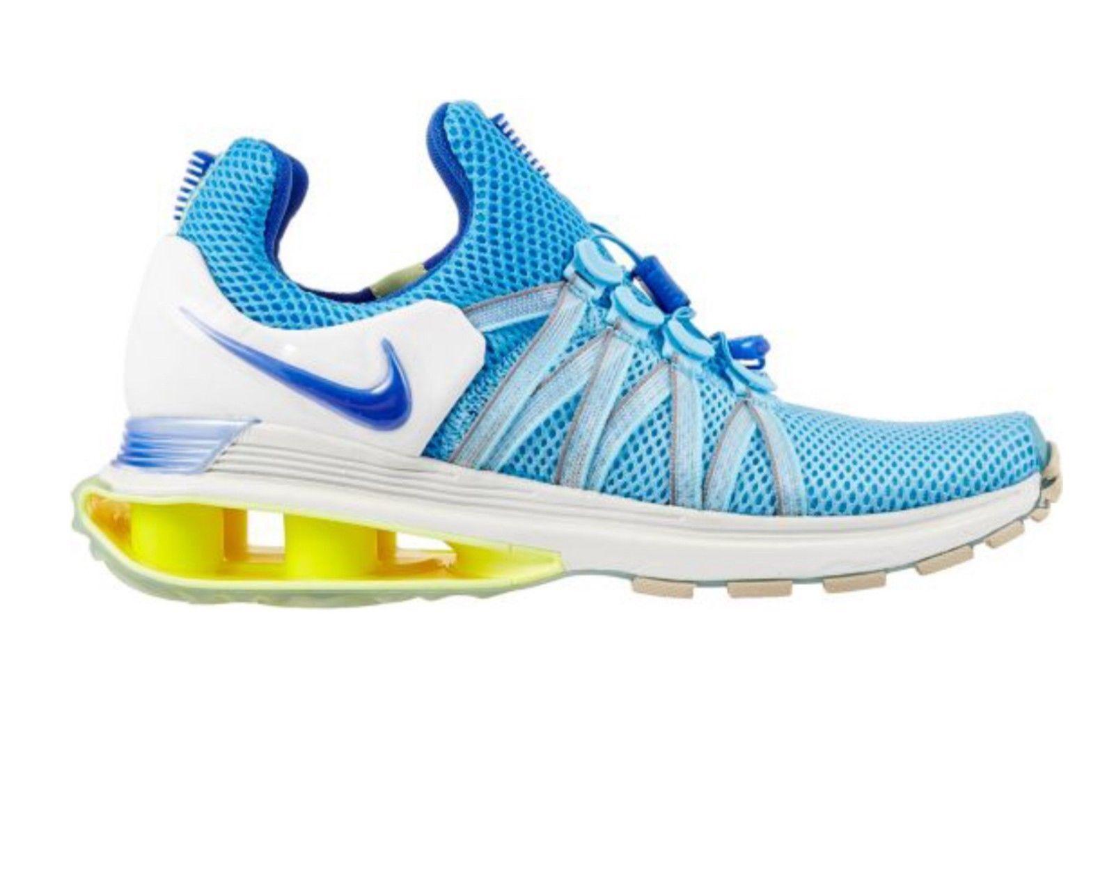 sports shoes 45305 b4415 ... promo code for 150 nwt femmes nike shox gravity run chaussures aq8554  404 sequent torch reax