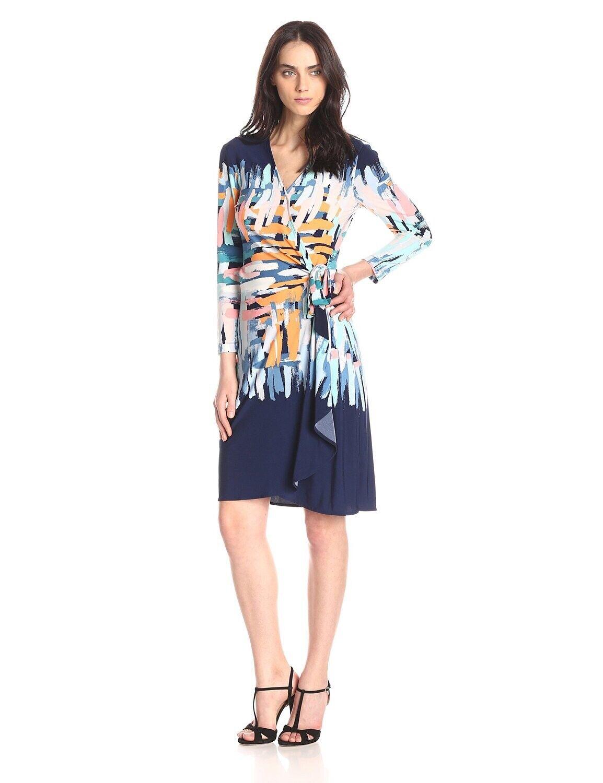 BCBG Max Azria  Adele  wrap dress, Größe XS