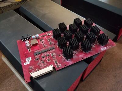Obelisk DCR1 Asic Decred or SiaCoin Compatible w// SC1 boards Batch//Gen 1
