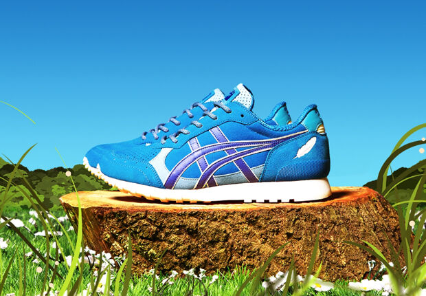 End x x x Onitsuka Tiger Coloreeado 85 'blubird' Mid blu Dark blu D50TK-4958 c1c888
