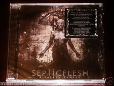 Septicflesh: A Fallen Temple CD 2014 Septic Flesh Season Of Mist SOM 288 NEW