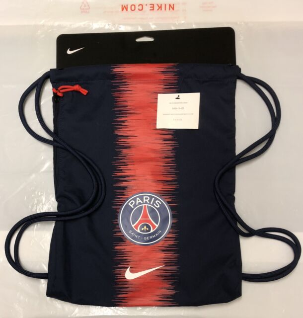 11136e512e20 Nike Paris Saint-germain Stadium Gym Sack Shoe Bag Ba5419-421 for ...