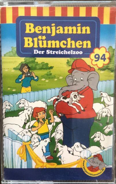 MC KIDDINX - BENJAMIN BLÜMCHEN - Folge 94 - Der Streichelzoo