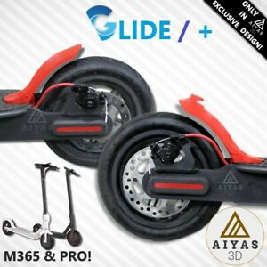 GLIDE-amp-GLIDE-MUDGUARD-GUARDABARROS-High-Quality-Xiaomi-M365-amp-PRO-3D