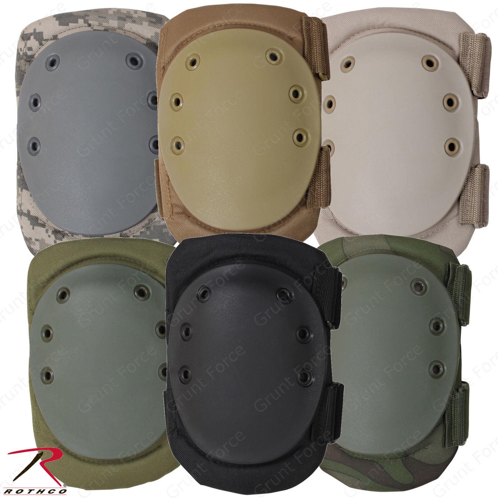 KNEE PADS survival tactical gear Rothco disaster emergency 11058 ACU digital