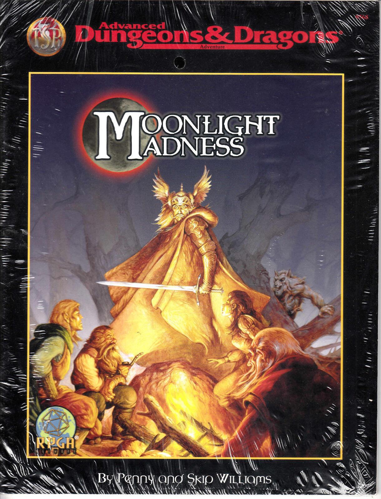 TSR AD&D - Moonlight Madness - NEW ENG - TSR9568