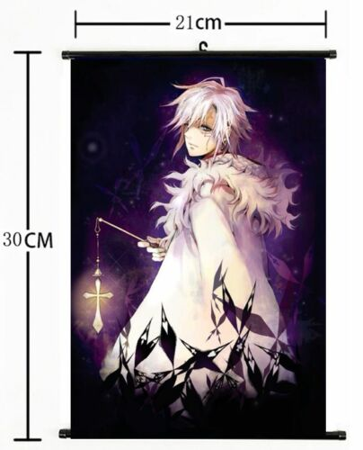 1045 Japan Anime D.Gray-man Wall Scroll Home Decor cosplay A