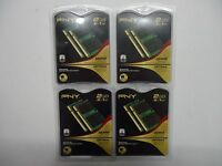 Ram Bundle Of 4 Pny Optima Laptop Memory 2x1gb Ddr2 Pc2-5300 667 Mhz 8 1g Sticks