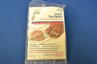 Pedifix Budin Splint Triple / Three Hammer Toe Corrector Straightener 8158