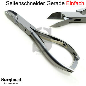 Professional-Nail-Cutter-Straight-Easy-Manicure-amp-Padikure-Instruments-New