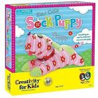 Creativity for Kids Kits CFK1673 Sew Cute Sock Puppy