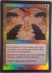 Asile-Spirituel-PREMIUM-FOIL-French-Spiritual-Asylum-Mtg-Magic