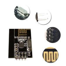 Arduino NRF24L01 Radio Transceiver Module 2.4ghz RF PIARM Model Wireless 200m