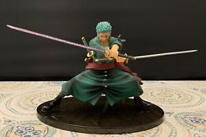 Roronoa Zoro Dolls Action Figure inbox Anime One Piece Decisive Battle Ver