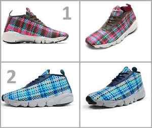 NWB-Nike-Mens-Air-Footscape-Desert-Chukka-Woven-Size-8-5-9-6-10-13-Retail-140