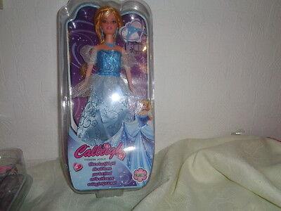 Calleigh Modepuppe Prinzess Puppe Püppchen 30 cm mit Herz Schuhe OVP NEU