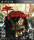 Dead Island: Riptide (Sony PlayStation 3, 2013) - Japanese Version
