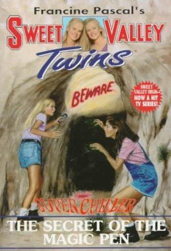 The Secret of the Magic Pen (Sweet Valley Twins) by Pascal, Francine