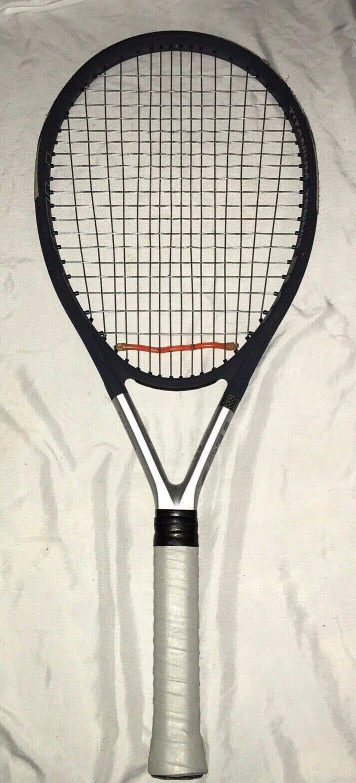Cabeza Ti. S5 softac  extra Tenis Raqueta-Nuevo Grip  hasta un 70% de descuento