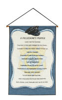 A Policeman's Prayer Police Officer Tapestry Wall Hanging