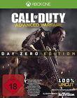 Call of Duty: Advanced Warfare -- Day Zero Edition (Microsoft Xbox One, 2014, DVD-Box)