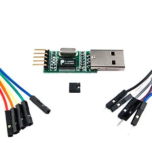 5pk-USB-TTL-Converter-Bundle-PL2303-PL2303HX-5V-3-3V-USB-Serial-Adapter-5x-USA