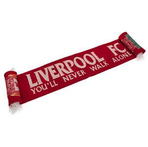 MotivéE Liverpool F.c - écharpe-cadeau-afficher Le Titre D'origine