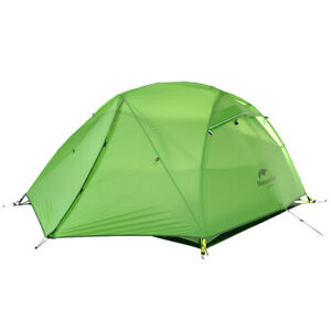 Naturehike Star-River Ultraleichtzelt 20D Silikon Stoff 2 Personen Camping Zelt
