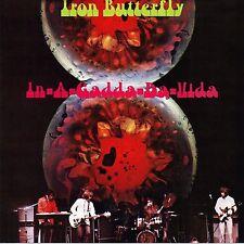 Iron Butterfly In-A-Gadda-Da-Vida CD NEW SEALED
