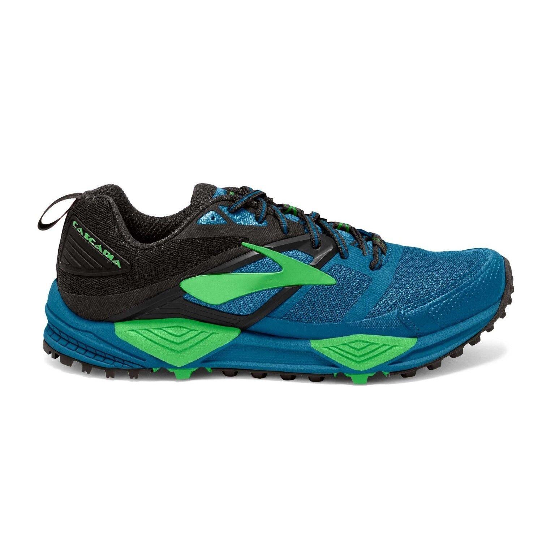 SUPER SPECIAL Brooks Cascadia 12 Pour des hommes Trail FonctionneHommest chaussures (D) (036)