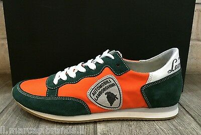 Automobili Lamborghini Mens Shoes Sneakers Trainers Cars Fashion - New In Box