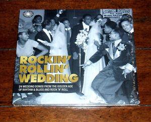 CD: Various Artists - Rockin\' Rollin\' Wedding 24 Songs 2011 ...