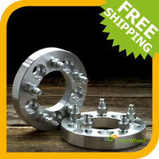 2 Ford Ranger Wheel Spacers Adapters 5x4.5 1 inch 2WD 4WD Edge Sport XLT