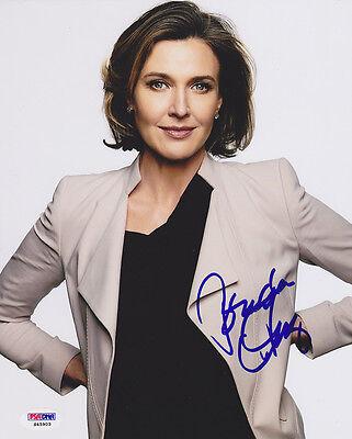 Television Frugal Brenda Strong Signed 8x10 Photo Fear Walking Dead 100 Dallas Psa/dna Autographed Entertainment Memorabilia