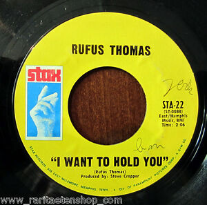 Single-RUFUS-THOMAS-RARITAT-SOUL-FUNK