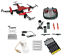 thumbnail 5 - Red Sky Phantom WiFi FPV Drone Bundle with Must Have Accessories - 23pcs Set