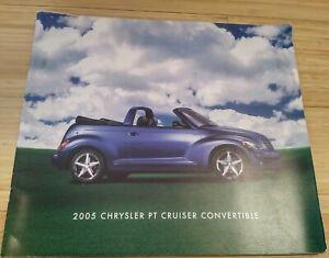 2006 06 Chrysler Touring Edition PT Cruiser Convertible Brochure 33 pgs BR107