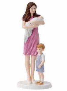 NEW Royal Doulton PRINCESS CHARLOTTE Royal Family HN 5795 - BAD BOX - $300 MSRP