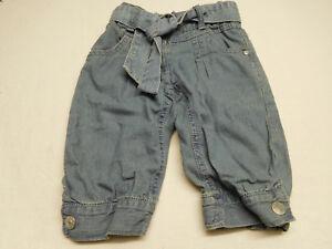 Neue Mode P536 Jeanshose Hose Neu Größe 92 Jeans Verstellbarer Bund Gürtel Girl Weich Und Leicht Kleidung, Schuhe & Accessoires
