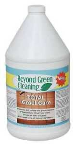 Beyond Green Cleaning 9901-004 Tile And Grout Cleaner,1 Gal.,Pk4