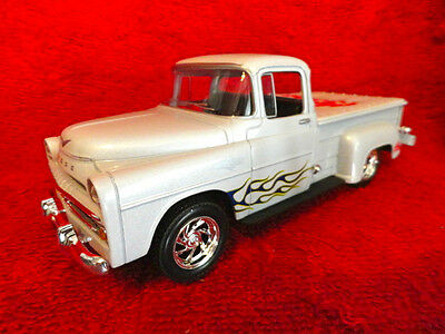 "MAC TOOLS ""57 DODGE STEPSIDE PICKUP STREET ROD WITH TONNEAU COVER"